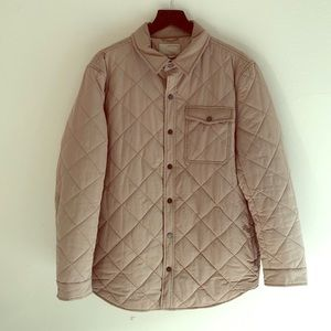 Men's button up jacket